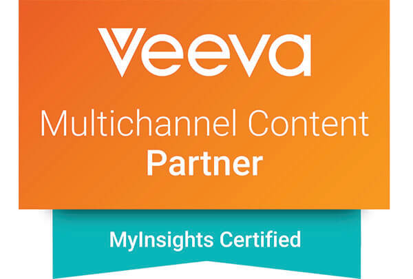 JHL Digital Veeva MyInsights Certified